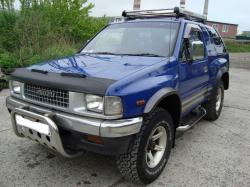 1991 Isuzu Rodeo #4