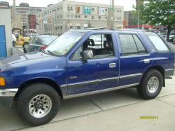1991 Isuzu Rodeo #9