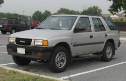 1991 Isuzu Rodeo #7