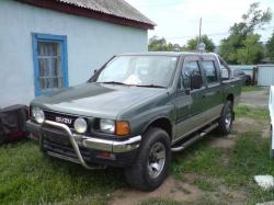 1991 Isuzu Rodeo #2
