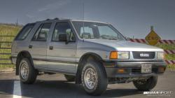 1991 Isuzu Rodeo #10