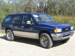 1991 Isuzu Rodeo #12