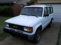 1991 Isuzu Trooper #5