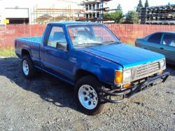 1991 Mitsubishi Mighty Max Pickup #5