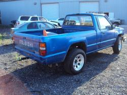 1991 Mitsubishi Mighty Max Pickup #2