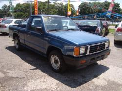 1991 Mitsubishi Mighty Max Pickup #9