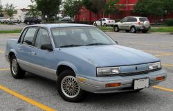 1991 Oldsmobile Cutlass Calais #2