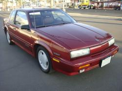 1991 Oldsmobile Cutlass Calais #3