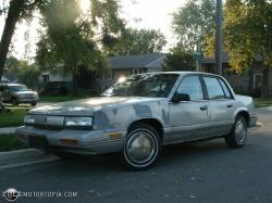 1991 Oldsmobile Cutlass Calais #5