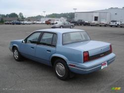 1991 Oldsmobile Cutlass Calais #7