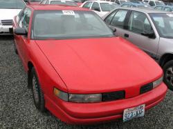 1991 Oldsmobile Cutlass Supreme #11