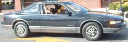 1991 Oldsmobile Cutlass Supreme #8