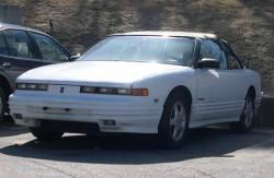 1991 Oldsmobile Cutlass Supreme #7