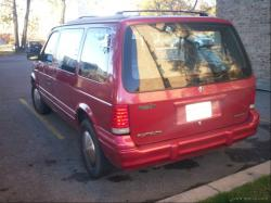 1991 Plymouth Grand Voyager #10