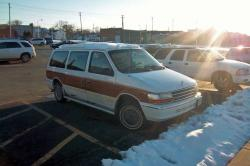 1991 Plymouth Grand Voyager #2