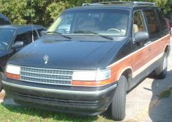 1991 Plymouth Voyager #5