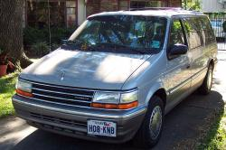 1991 Plymouth Voyager #3
