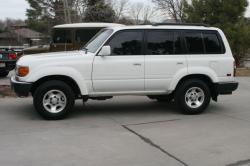 1991 Toyota Land Cruiser #6
