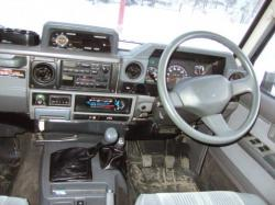 1991 Toyota Land Cruiser #13