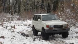 1991 Toyota Land Cruiser #10