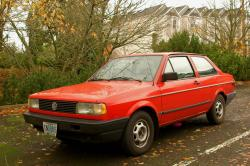 1991 Volkswagen Fox