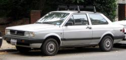 1991 Volkswagen Fox #2