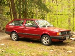 1991 Volkswagen Fox #12