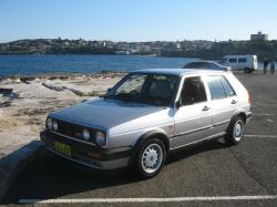 1991 Volkswagen Golf #6