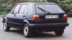 1991 Volkswagen Golf #10