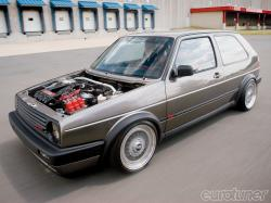 1991 Volkswagen Golf #9