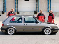 1991 Volkswagen Golf #8