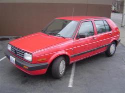 1991 Volkswagen Golf #7