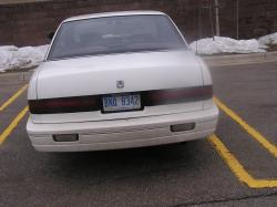 1992 Buick Regal #6