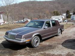 1992 Chrysler Imperial #8