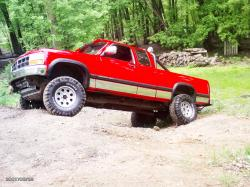 1992 Dodge Dakota
