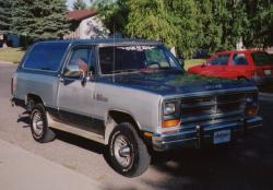 1992 Dodge Ramcharger #8