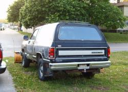 1992 Dodge Ramcharger #7