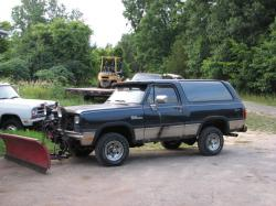 1992 Dodge Ramcharger #6