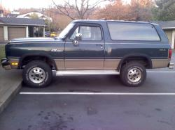 1992 Dodge Ramcharger #5