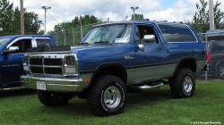 1992 Dodge Ramcharger #10