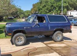 1992 Dodge Ramcharger #12