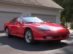 1992 Dodge Stealth #7