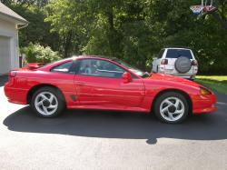 1992 Dodge Stealth #4