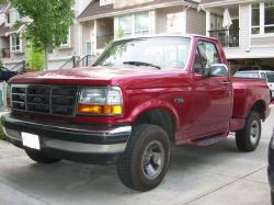 1992 Ford F-150 #7