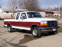 1992 Ford F-150 #9