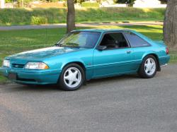 1992 Ford Mustang #6