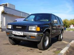 1992 Isuzu Rodeo #8