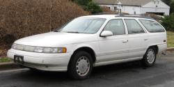 1992 Mercury Sable #7