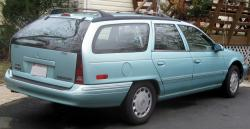 1992 Mercury Sable #2