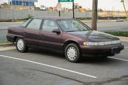 1992 Mercury Sable #10